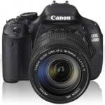 Canon EOS 600D 1