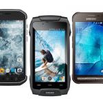 Nejlepší odolné/outdoorové smartphony