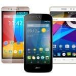 Nejlepší mobilní telefony do 4000 Kč