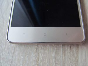 Tlačítka (Xiaomi Redmi 3S)