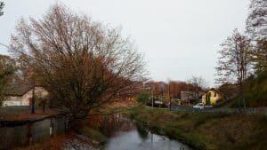 Fotka řeky bez HDR K5 Note