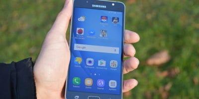 Recenze Samsung Galaxy J5 J510F (2016)