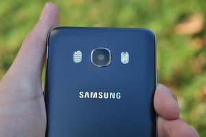 Fotoaparát (Samsung Galaxy J5)