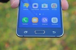 Tlačítka (Samsung Galaxy J5)