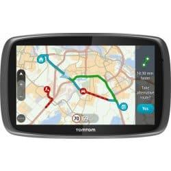 TomTom GO 5100 World Traffic Lifetime
