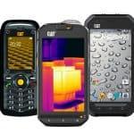 Mobilní telefony Caterpillar - recenze