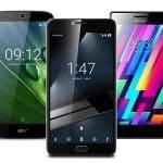 Nejlepší mobilní telefony do 5 000 Kč – Září 2016
