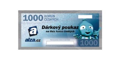 Soutěž o dárkový poukaz Alza.cz v hodnotě 1000 Kč – Září 2016