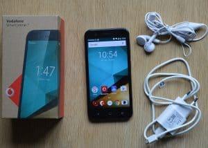 Vodafone Smart prime 7 - Obsah balení