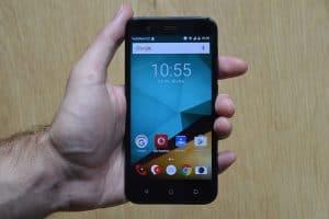 Vodafone Smart prime 7 - displej