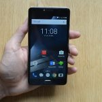 Vodafone Smart ultra 7 z přední strany