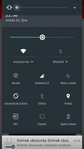 Vodafone Smart ultra 7 - Základní nastavení