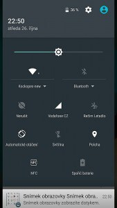 Vodafone Smart prime 7 - základní nastavení