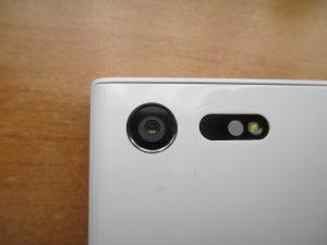Sony Xperia X Compact - fotoaparát