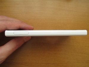 Sony Xperia X Compact - bok
