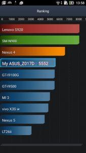 battery test (Asus Zenfone 3)
