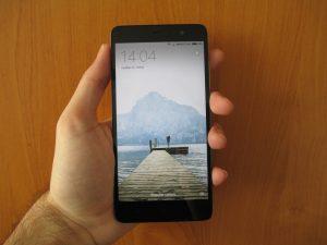 Xiaomi Redmi Note 3 Pro Global - přední strana