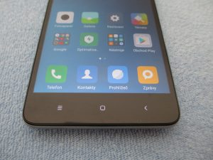 Xiaomi Redmi Note 3 Pro Global - tlačítka