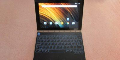 Recenze Lenovo Yoga Book YB1-X90L
