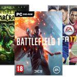 TOP 10 nejlepších PC her roku 2016