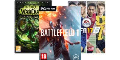 Nejlepší PC hry posledních let 2018, 2017 a 2016