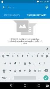 Lenovo P2 - klávesnice