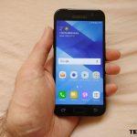 Recenze Samsung Galaxy A3 (2017)