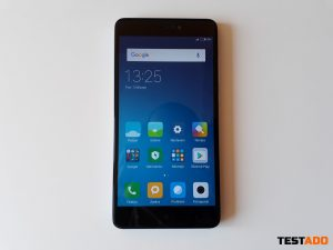 Xiaomi Redmi Note 4 Global - design