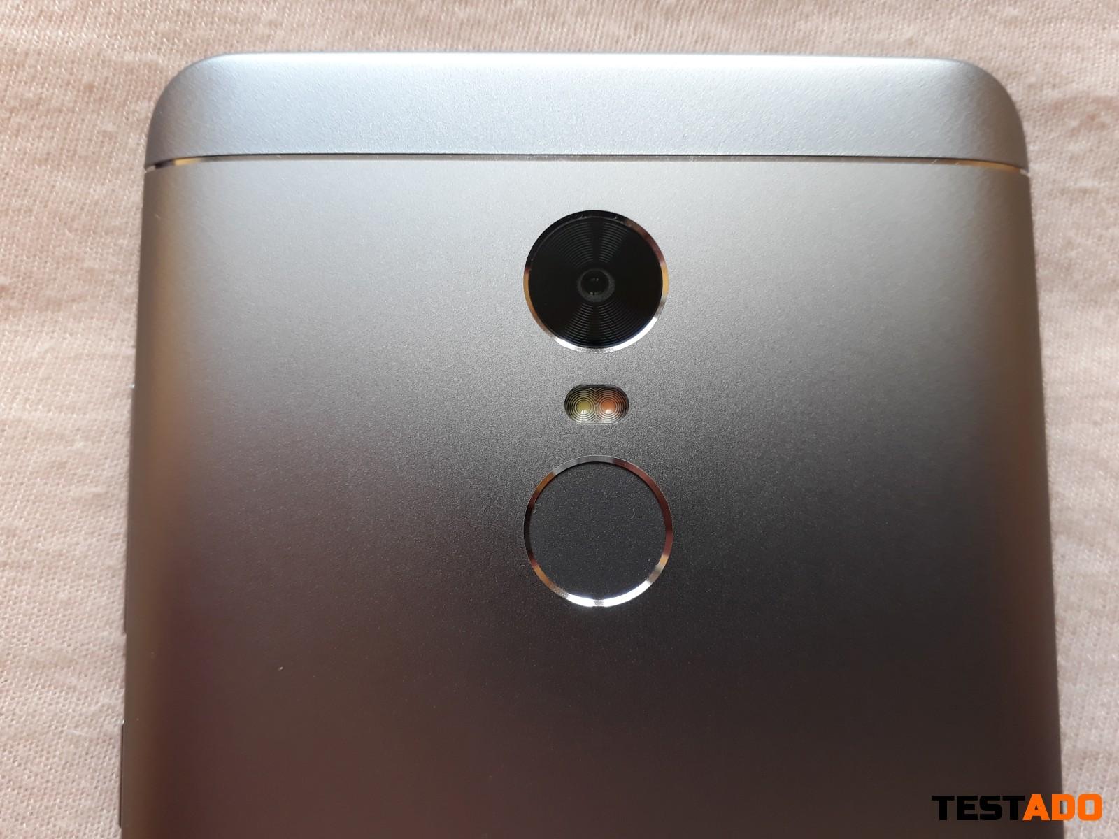 Recenze Xiaomi Redmi Note 4 Global detail