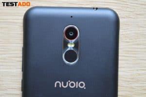 Nubia N1 Lite - fotoaparát