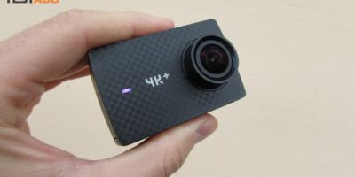 Recenze Xiaomi Yi 4K+ Action Camera