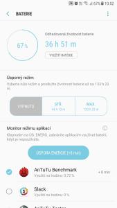 Samsung Galaxy J7 2017 - systém
