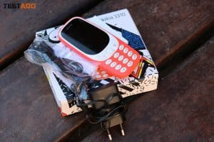 Nokia 3310 - obsah balení