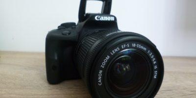 Recenze Canon EOS 100D