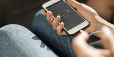 Zásady o bateriích mobilních telefonů a správném nabíjení