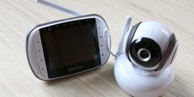 Recenze dětské chůvičky Motorola MBP 36 SC