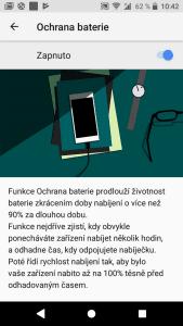 Sony Xperia XZ1 Compact - systém
