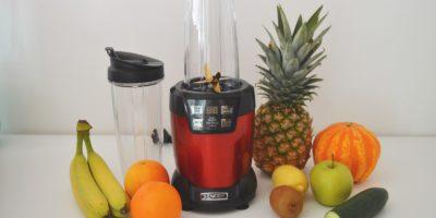 Recenze smoothie mixéru Sencor SNB 6601RD