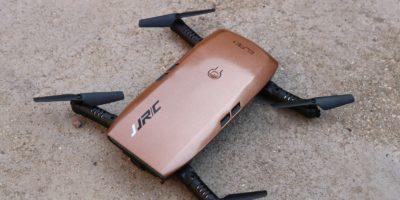 Recenze dronu JJRC H47 ELFIE+