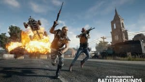 Playerunknowns's Battlegrounds