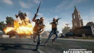 Playerunknowns's Battlegrounds