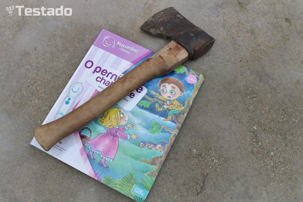 Albi Elektronická tužka s knihou Perníková chaloupka