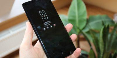 Recenze Samsung Galaxy Note8