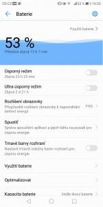 Huawei Mate 10 Pro Dual SIM - systém