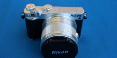 Recenze Nikon 1 J5
