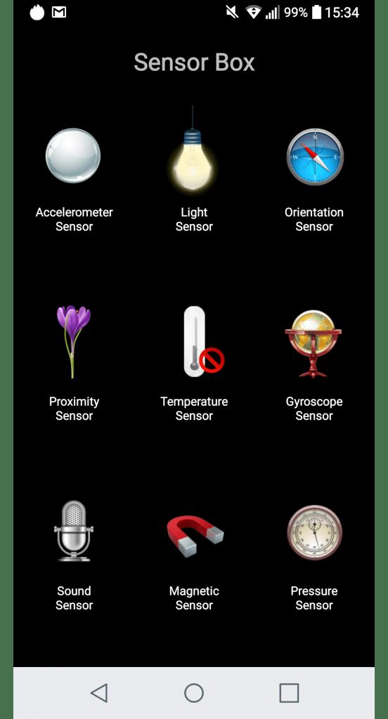LG G6 32 GB Single SIM - systém