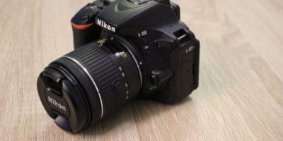 Recenze Nikon D5600