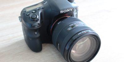 Recenze Sony Alpha A77 II