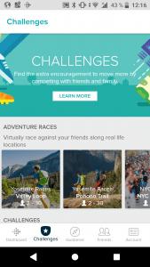 Fitbit Ionic - aplikace Fitbit