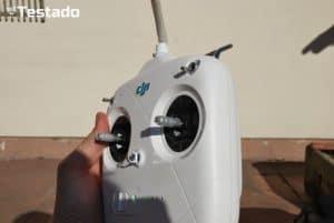 DJI Phantom 3 Standard - ovladač